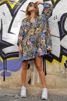 שמלת מישל כאמל
