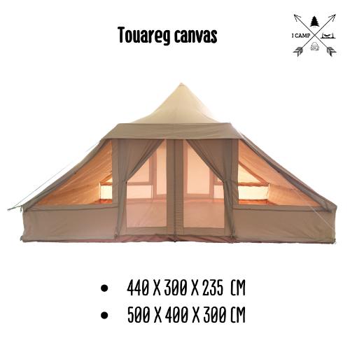 Touareg Canvas Tent
