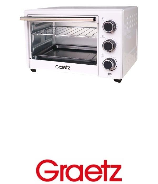 Graetz טוסטר אובן 18 ליטר דגם OT1890W