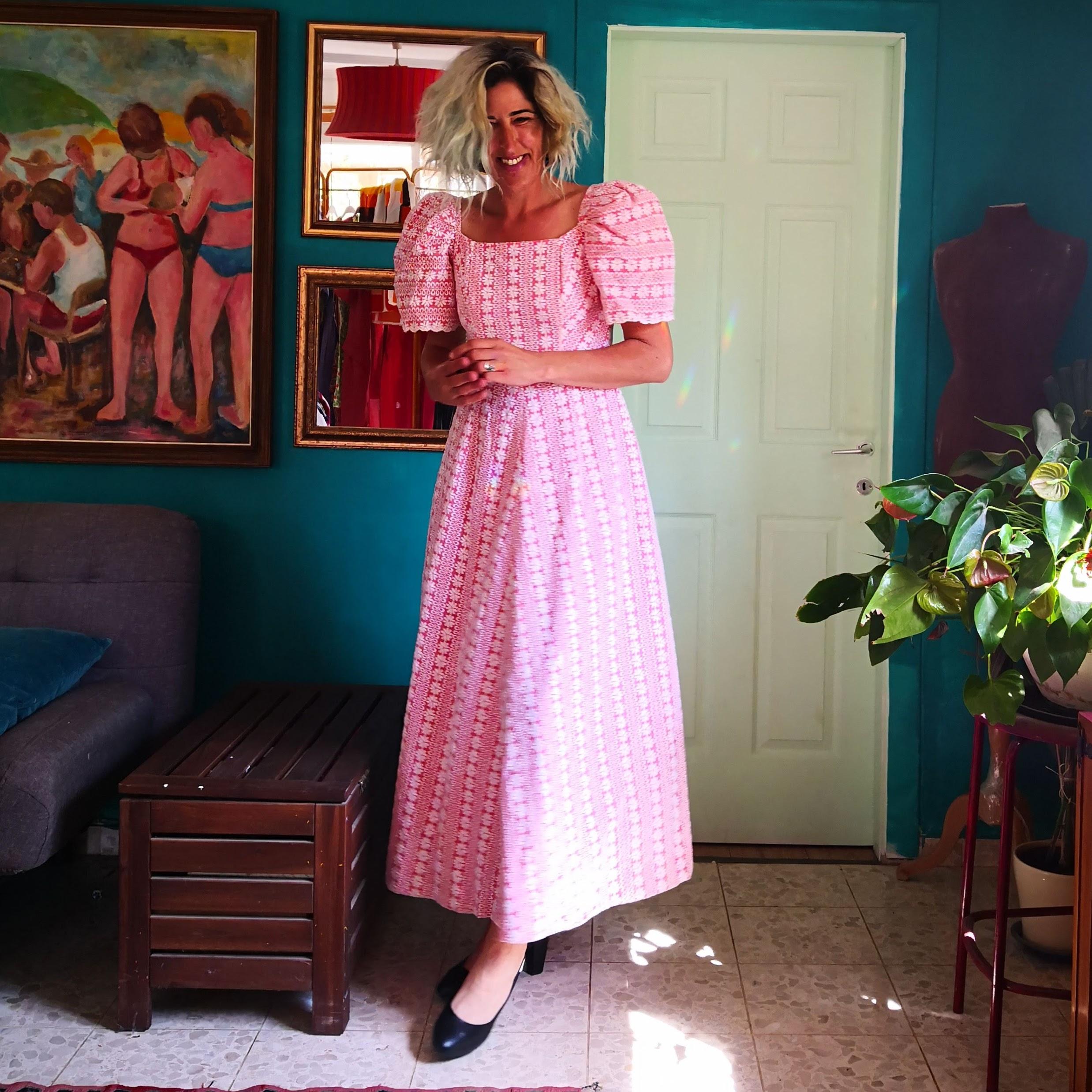 שמלה של נסיכות מידה M
