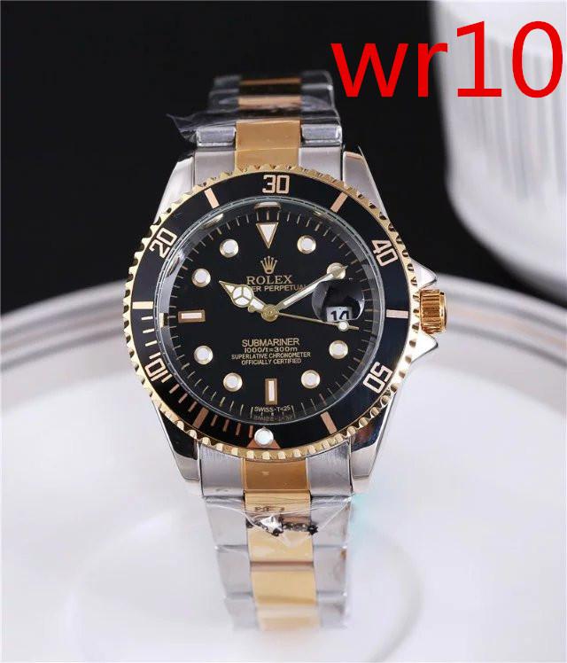 שעון רולקס מדהים במבחר צבעים רפליקה באיכות נדירה 1 ל 1 כמו המקור