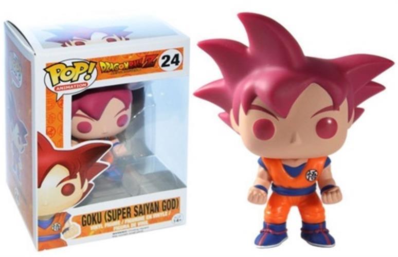 בובת פופ - Goku Super Saiyan God