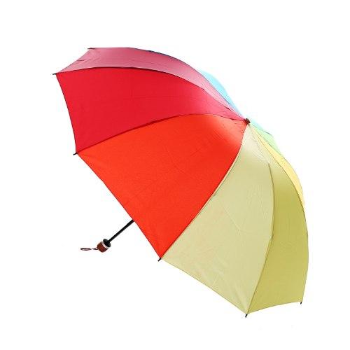 מטרייה צבעי הקשת