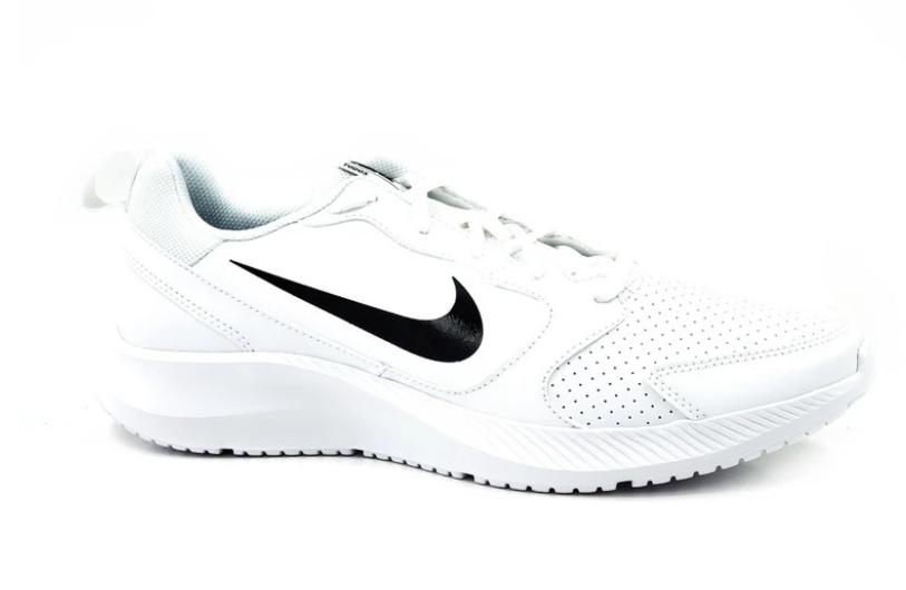 נעלי נייקי צבע לבן