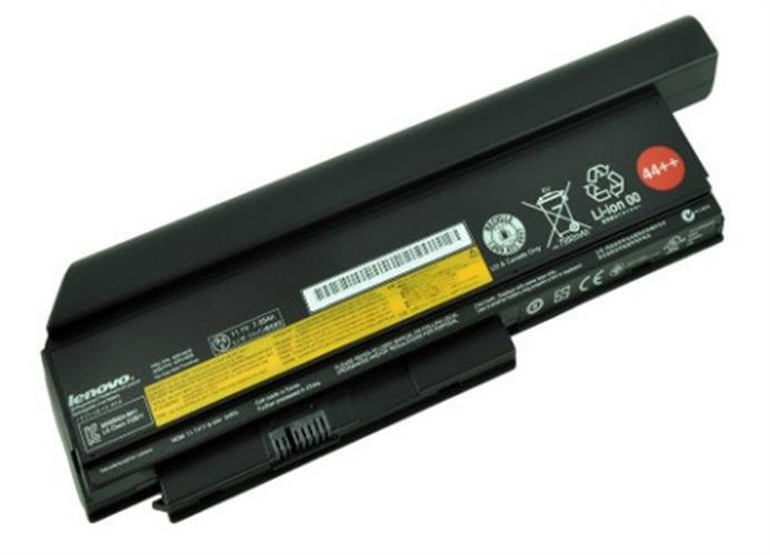 סוללה מקורית מורחבת 9 תאים למחשב נייד לנובו ThinkPad Battery 44++ (9 Cell - X220, X230)