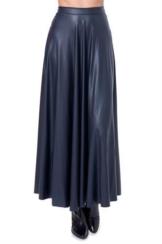 חצאית סקרלט כחולה