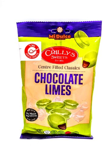 Crillys Chocolate Limes