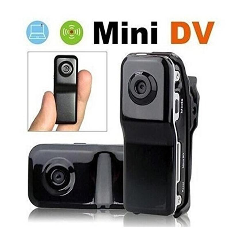 מצלמת ריגול זעירה דגם- SPY CAM MICRO CAM DV md80 כוללת מיקרופון פנימי