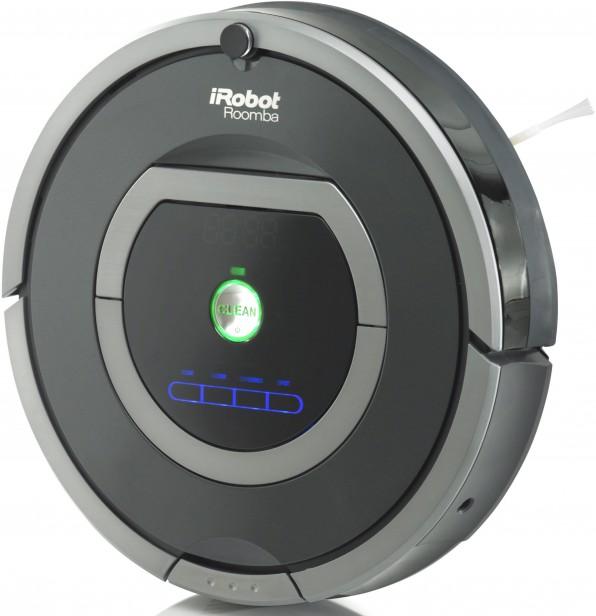 שואב אבק רובוטי Roomba 780 רומבה iRobot איירובוט