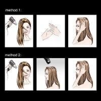 אבקת ווקס לעיצוב שיער- easyWx