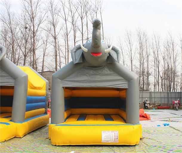 מתקן קפיצה מקצועי פיל