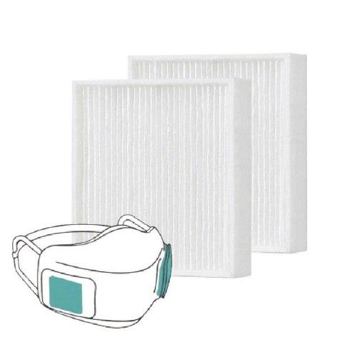 פילטר טיהור אוויר למסכת פנים דגם :PFDAHC02