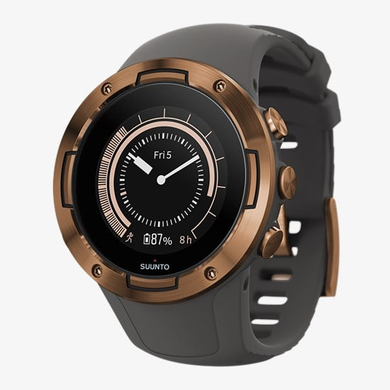 שעון סונטו Suunto 5 Graphit Copper