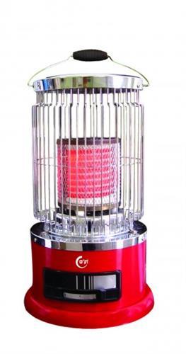 תנור חימום עגול קרמי EF-616 2000W זק''ש