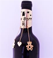 Wine Bottle Jeweiry-New born