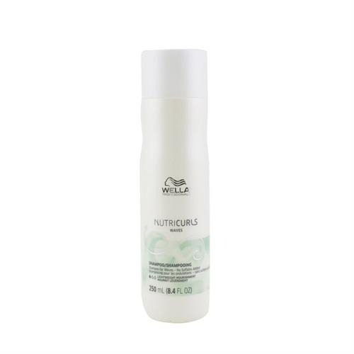 שמפו וולה נוטרי קרלס Wella NutriCurls Shampoo 250ml