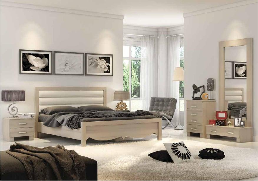 חדר שינה בריסל