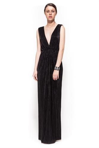 שמלת אמילי שחור
