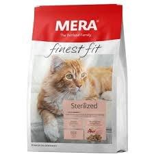 """מרה פינסט פיט סטרלייז לחתולים 4 ק""""ג - MERA FINEST FIT STERILIZE 4K"""