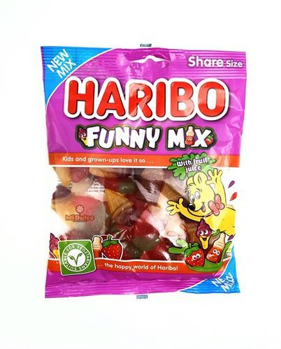 Haribo Funny Mix