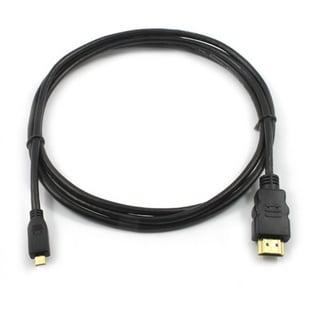 כבל מיקרו HDMI ל HDMI לחיבור מצלמות לטלויזיה- ג'יפר