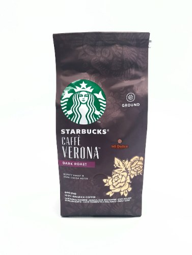 Starbucks Verona קפה טחון קלוי