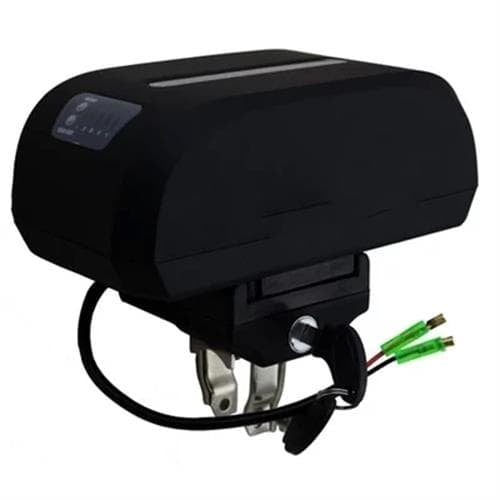 מתקדם סוללה לאופניים חשמליים מיני פרוג 36V 10.4Ah 3C QQ-02