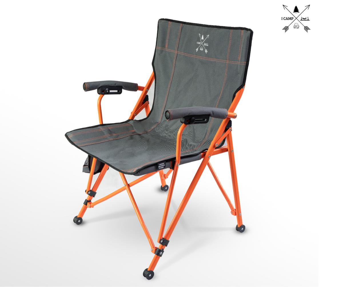 כסא קמפינג מתקפל I CAMP EAGLE