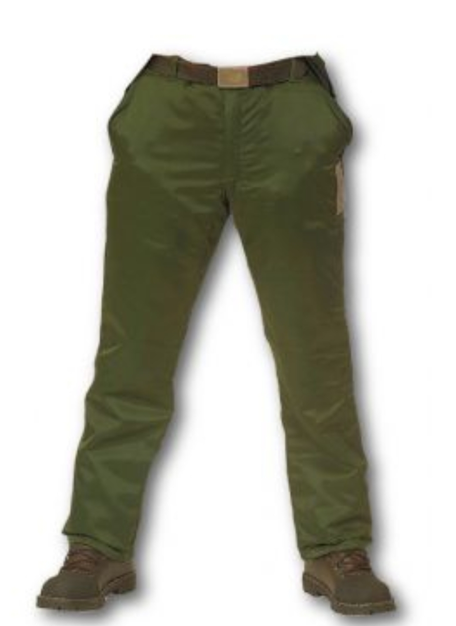מכנסי מגן Treehog ירוק