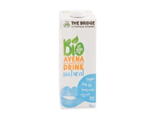 חלב שיבולת שועל אורגני