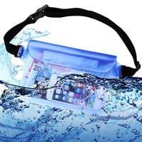 נרתיק נגד מים עם חגורה לטאבלט וחפצים אחרים