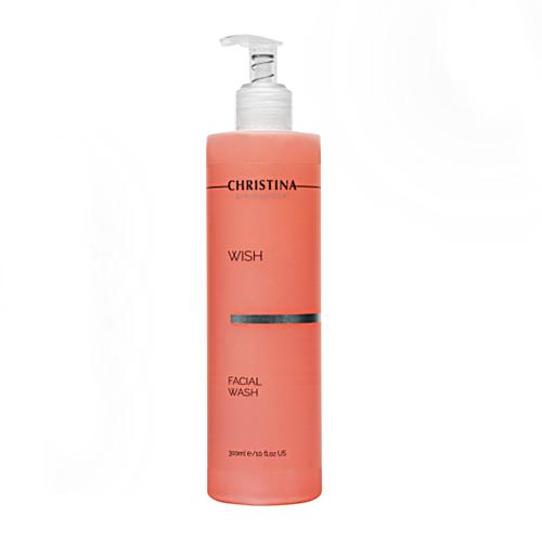 תכשיר רחצה לפנים מסדרת וויש - Christina Wish Facial Wash