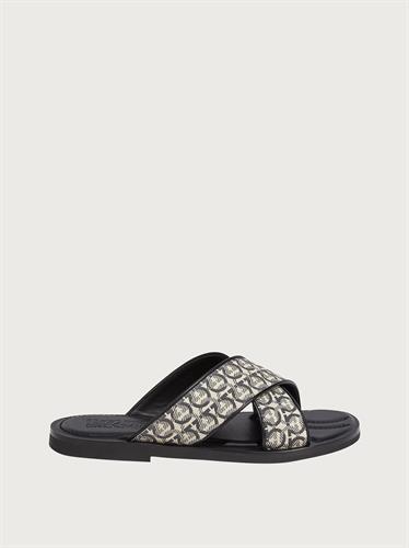נעלי Salvatore Ferragamo SION 3 Sandal לגברים