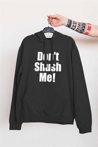 קפוצ׳ון  Don't shush me!