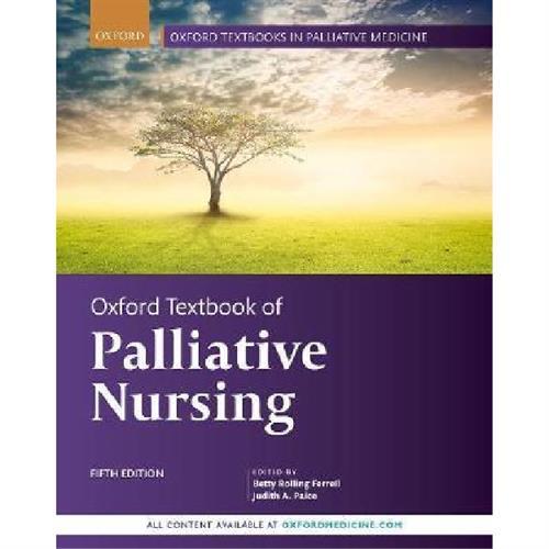 Oxford Textbook of Palliative Nursing