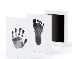 טביעת כף רגל תינוק - מזכרת מתוקה