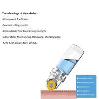 מזותרפיה- טיפול אינטנסיבי בעור בעזרת DERMA ROLLER