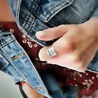 טבעת עדן קלאסית - 3 שורות