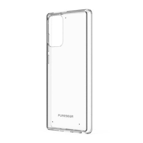 נרתיק קשיח מדגם  hard SHELL מבית Pure Gear לטלפון סלולארי מדגם: Samsung Galaxy Note 20  (צבע שקוף)
