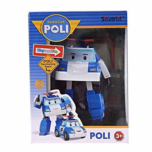 רובוטריק משטרה פולי