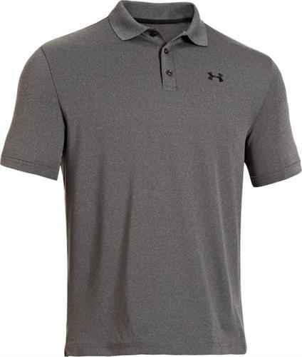 חולצת פולו אנדר ארמור לגבר 1242755-090  Under Armour Men's Performance Polo