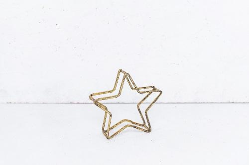 כוכב ברזל קטן זהב