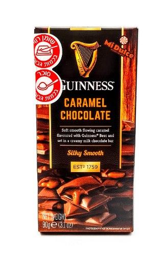 Guineness Caramel Chocolate