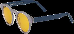משקפי היפרלייט (נגד קרינה) דגם TLW-001BLU מסגרת כחולה