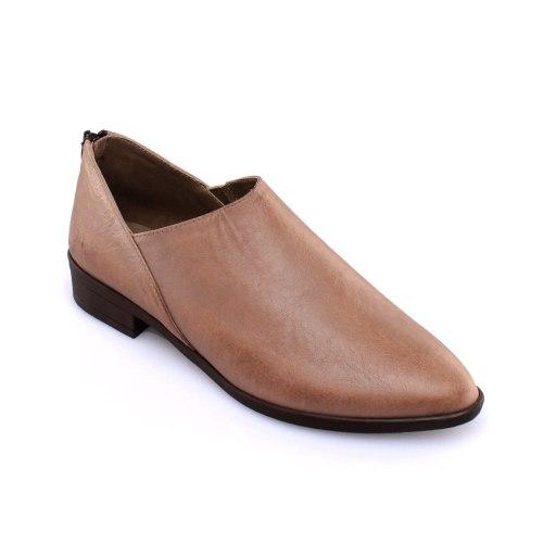 נעל עור פררה - אבן