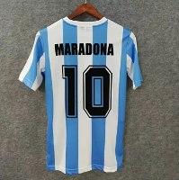 חולצת עבר ארגנטינה 1986 - מראדונה