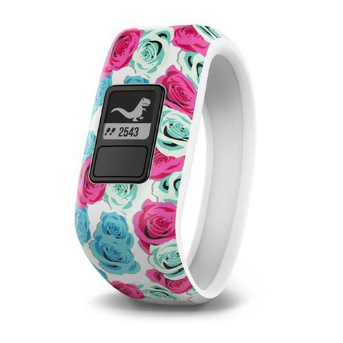 שעון דופק Garmin Vivofit Jr White