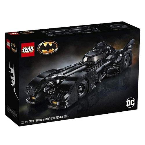 לגו באטמן - באטמוביל 1989 76139 - LEGO 1989 Batmobile