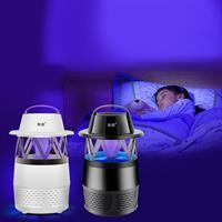 מנורת לד בחיבור USB קוטלת יתושים ומזיקים