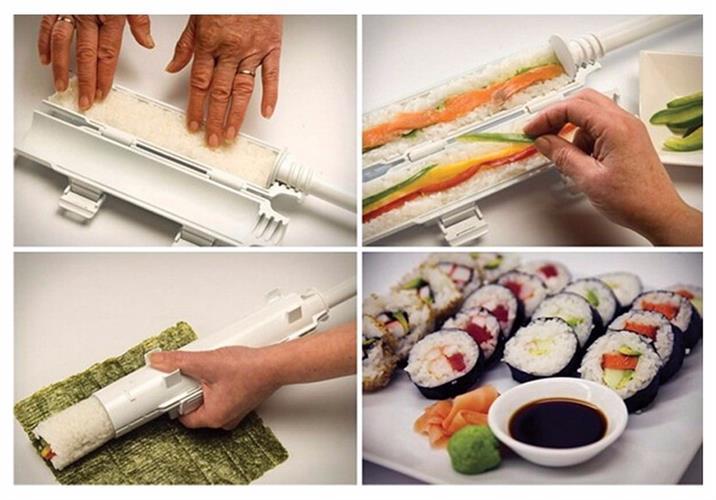 מאסטר סושי - הכלי המושלם להכנת סושי ביתי